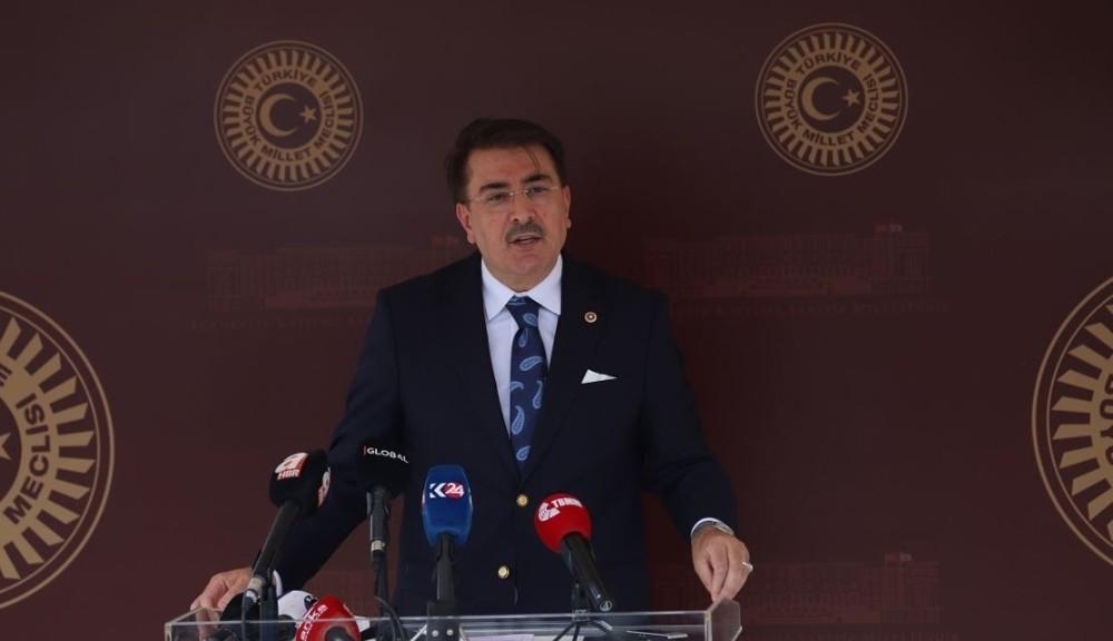 Milletvekili Aydemir sosyal medya düzenlemesini değerlendirdi