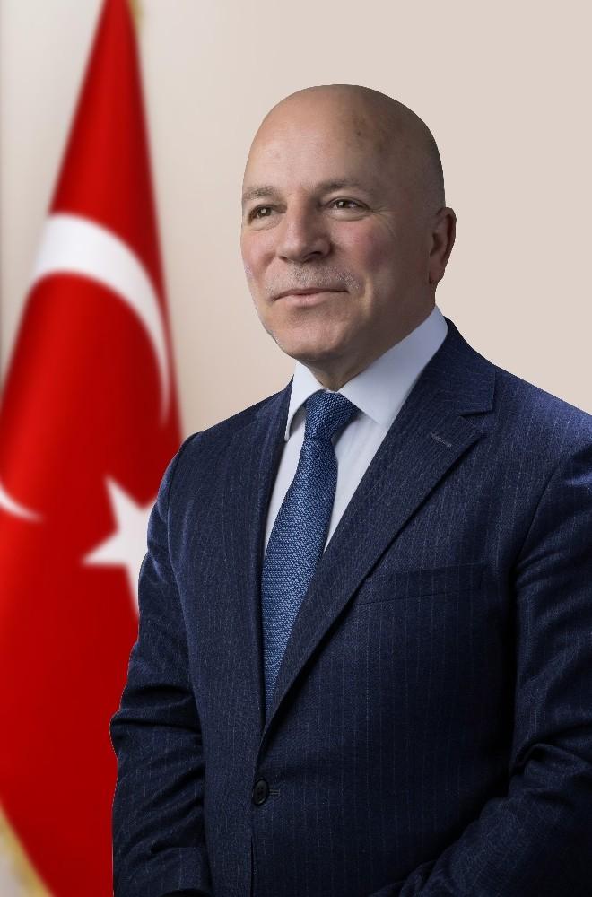 Başkan Sekmen'den AK Parti'nin 19'uncu kuruluş yıldönümü mesajı