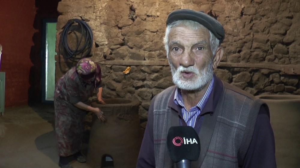 Erzurum'un son tandır ustası