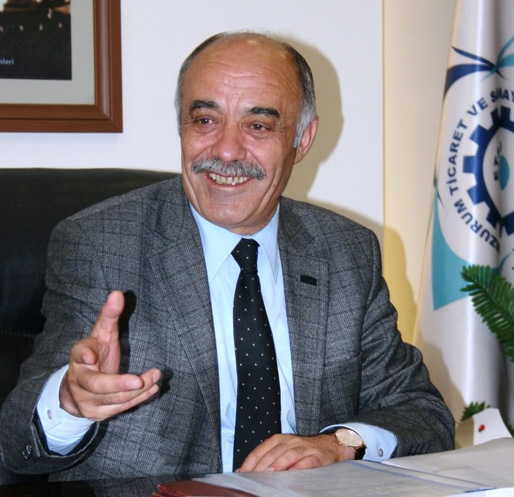 ETSO Yönetim Kurulu Başkanı Yücelik;