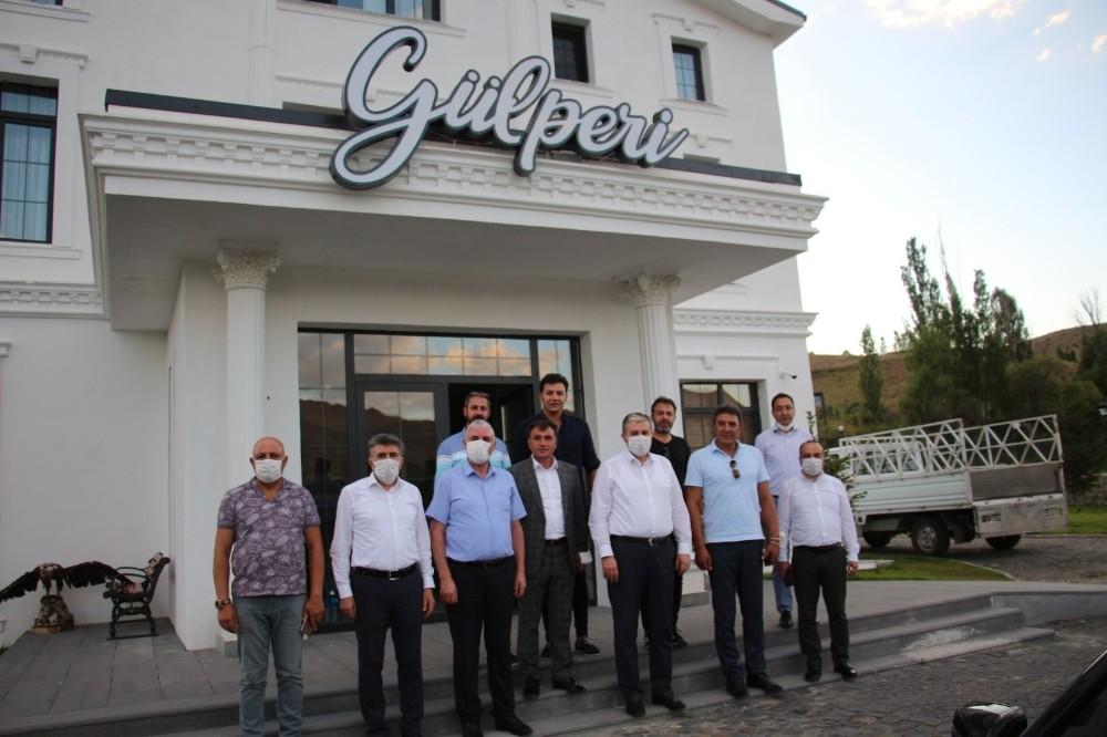 Narman Gülperi Otel'i tam not aldı