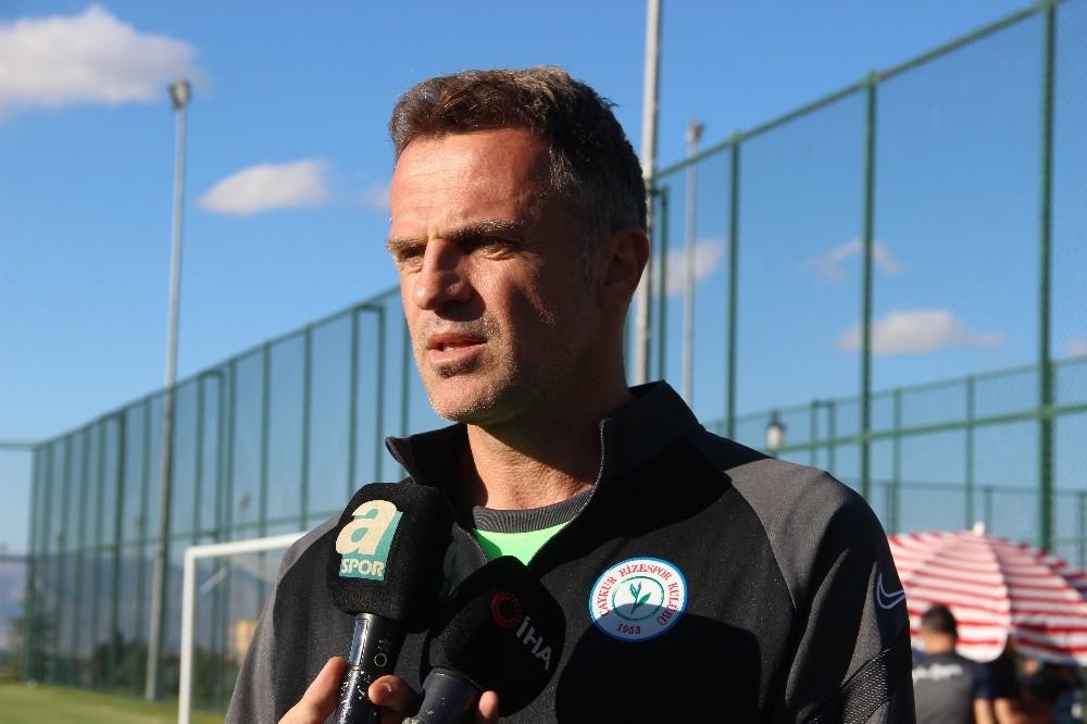 """Stjepan Tomas: """"7-8 tane ilgilendiğimiz futbolcu var"""""""