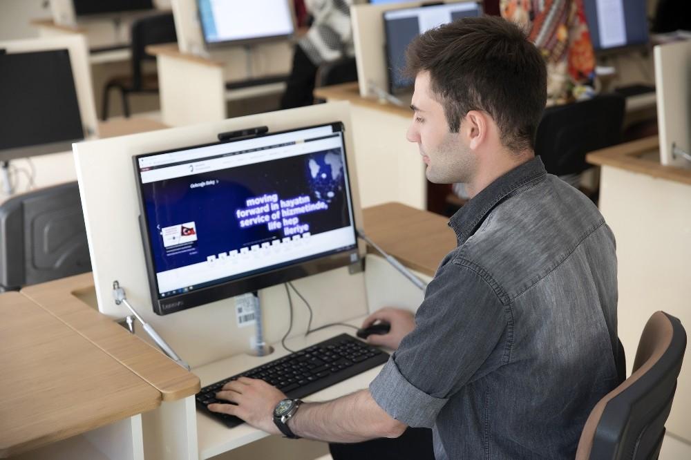 ATA-AÖF'de vizeler online yapılacak