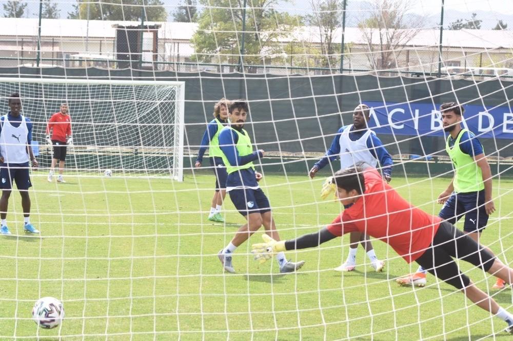 BB Erzurumspor'da Kayserispor maçı hazırlıkları devam etti