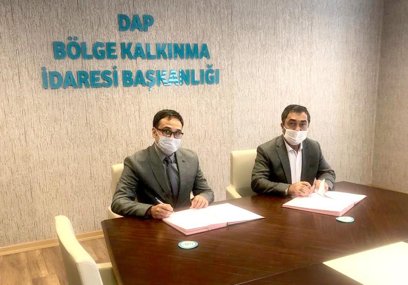 DAP Bölge Kalkınma İdaresi, üretime yönelik projeleri destekliyor