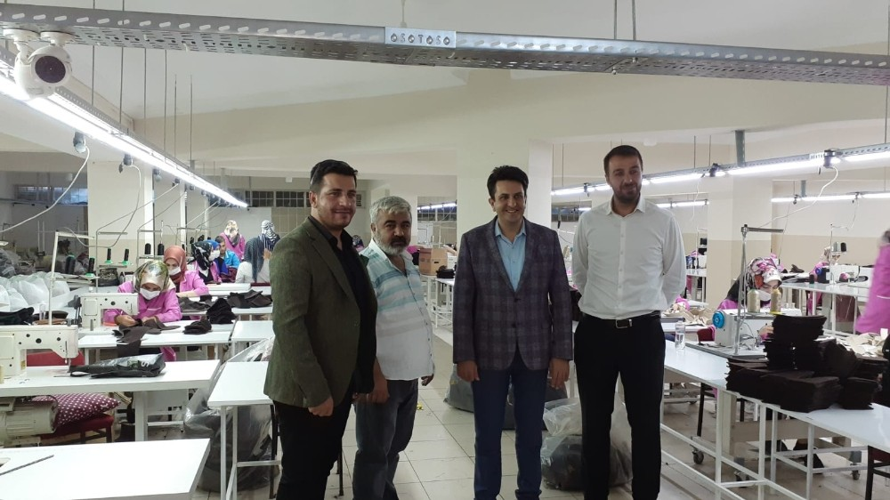ESKER'den Erzurum'da yatırım ve istihdam atılımı
