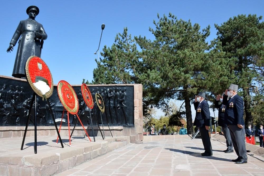 Gaziler Günü Erzurum'da Kutlandı (Düzeltme)