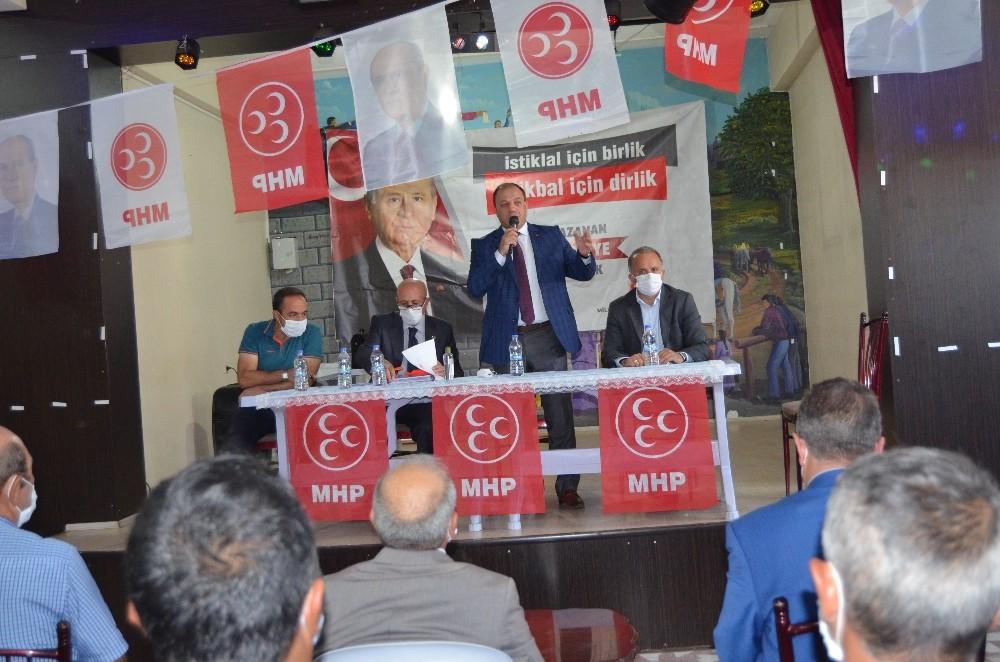 MHP Tortum ilçe kongresi yapıldı