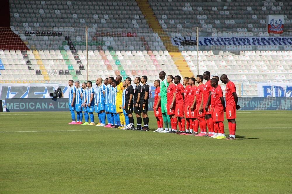 Süper Lig: BB Erzurumspor: 0 – DG Sivasspor: 0 (İlk yarı)