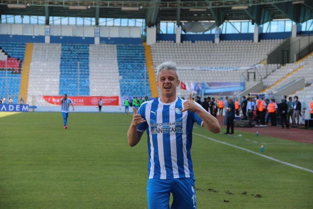 Süper Lig: BB Erzurumspor: 1 – DG Sivasspor: 2 (Maç sonucu)