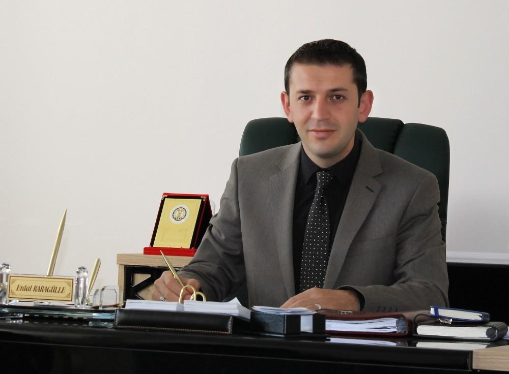 Atatürk Üniversitesi Kalkınma Vakfının yeni Genel Müdürü Erdal Karagülle oldu