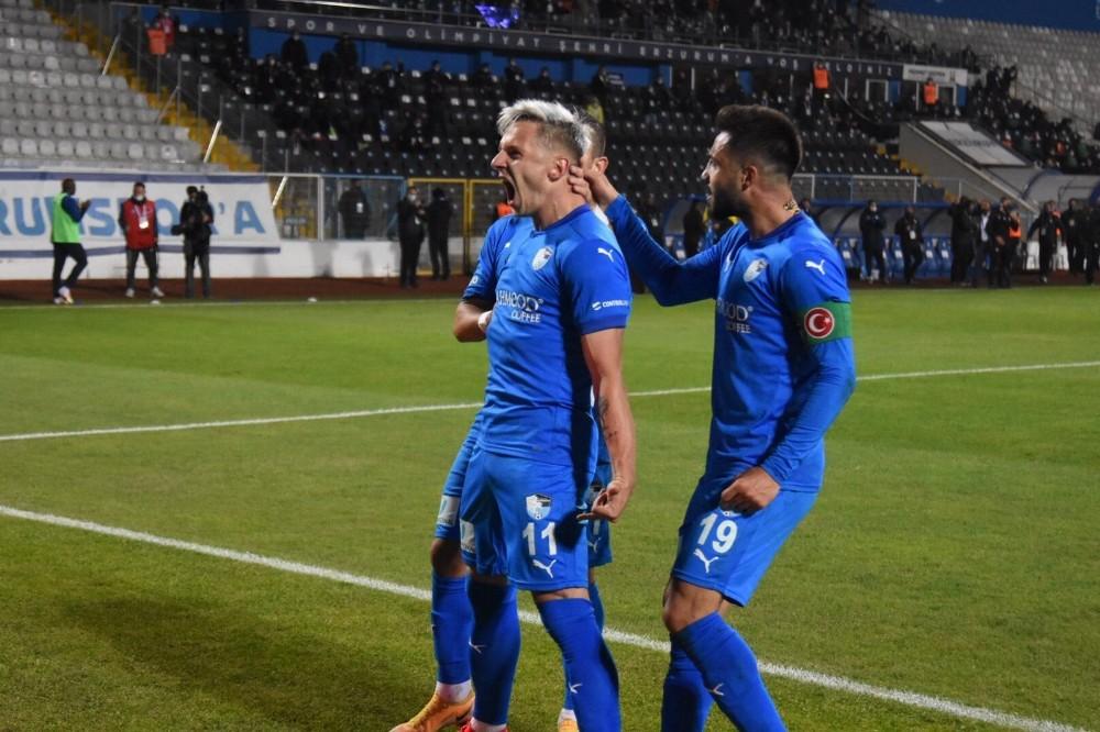 BB Erzurumspor'da Novikovas şoku