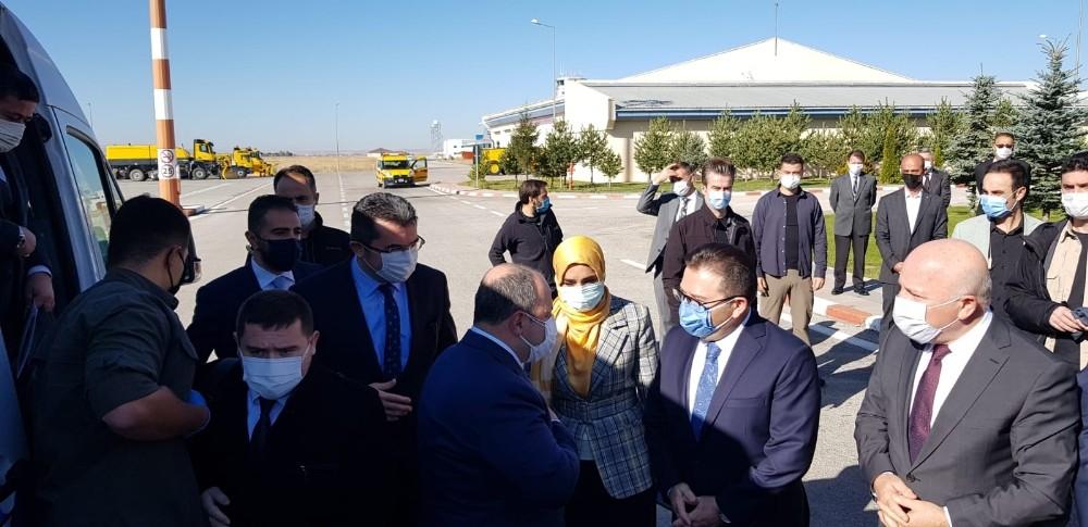 Bilim Sanayi ve Teknoloji Bakanı Varank Erzurum'da