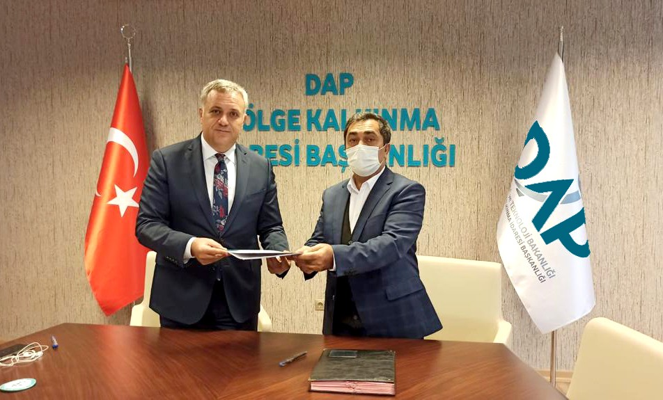 DAP Bölge Kalkınma İdaresi ile Baskil Belediyesi arasında protokol imzalandı
