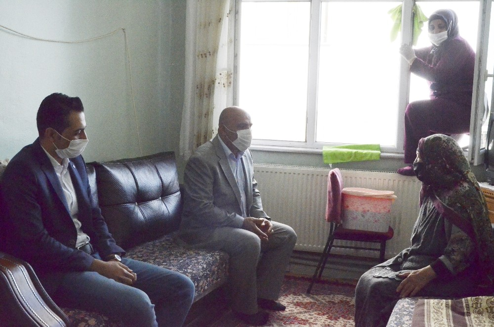 Erzurum'da 1 Ekim Dünya Yaşlılar Günü etkinlikleri