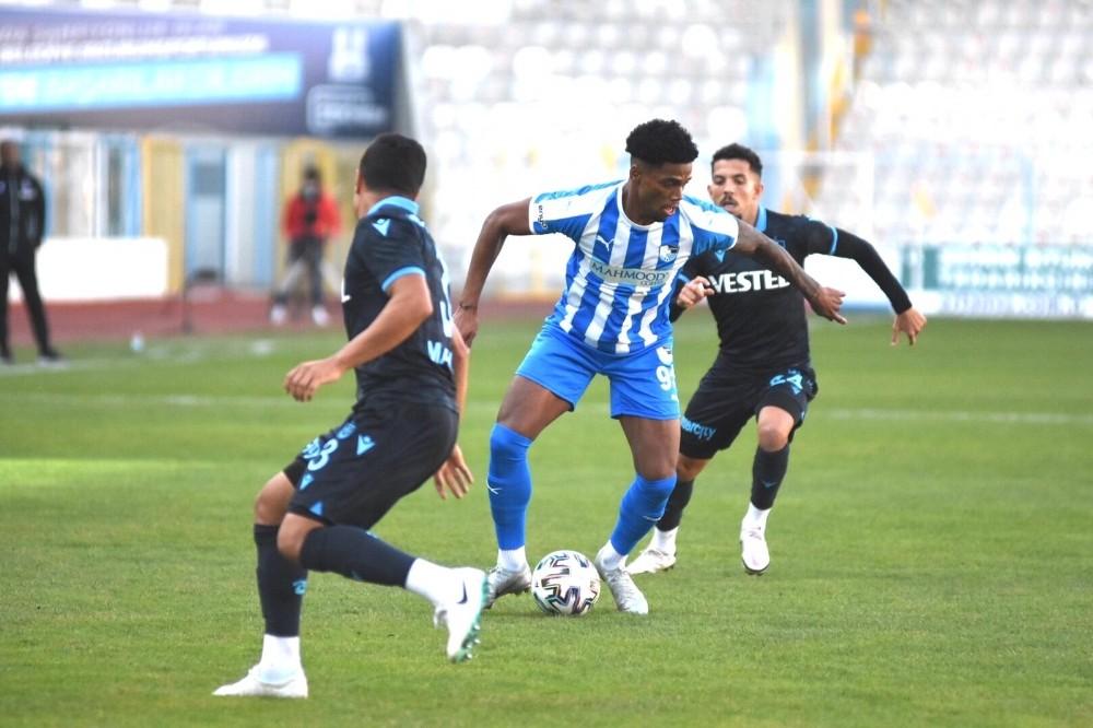 Hazırlık maçı: Erzurumspor: 2 – Trabzonspor: 1