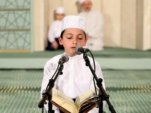 Kur'an-ı Kerim'i Güzel Okuma Yarışması'nda Erzurumlu Hafız Necip Fazıl Belge Türkiye 1.cisi oldu