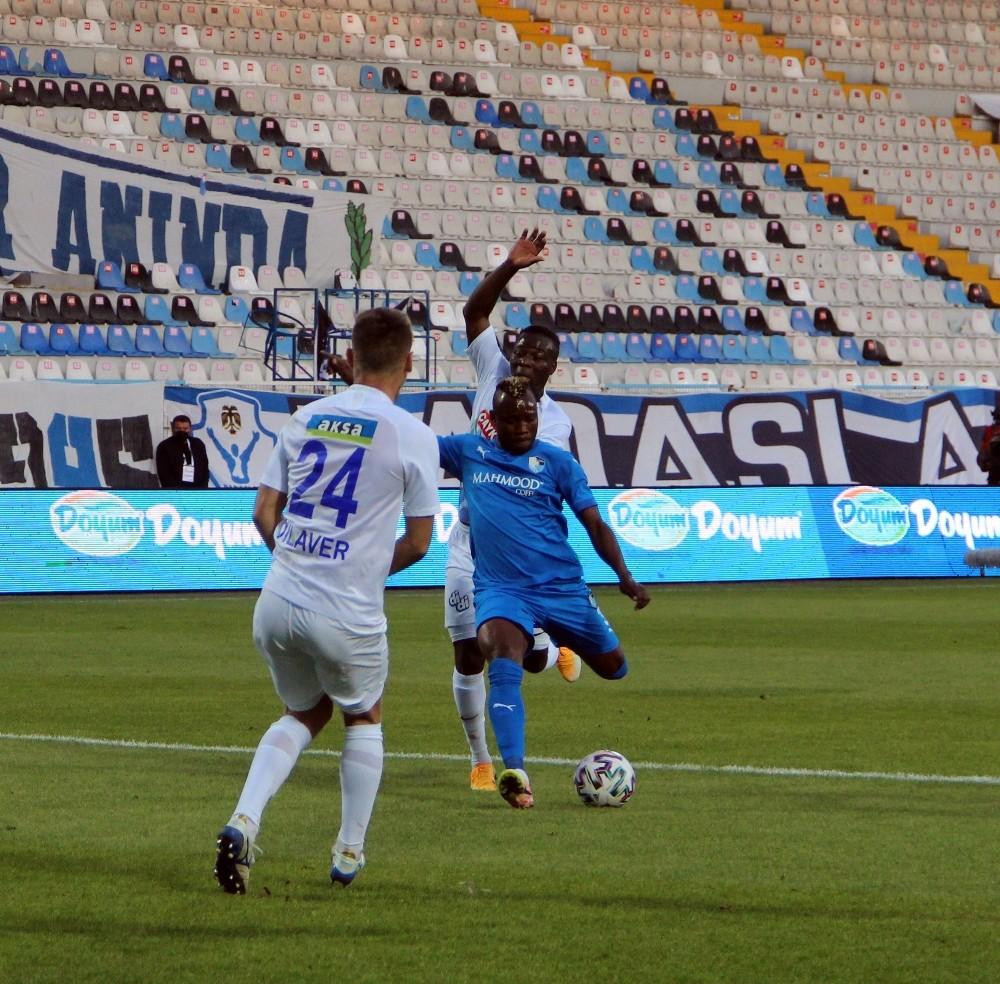 Süper Lig: BB Erzurumspor: 0 – Çaykur Rizespor: 0 (Maç sonucu)