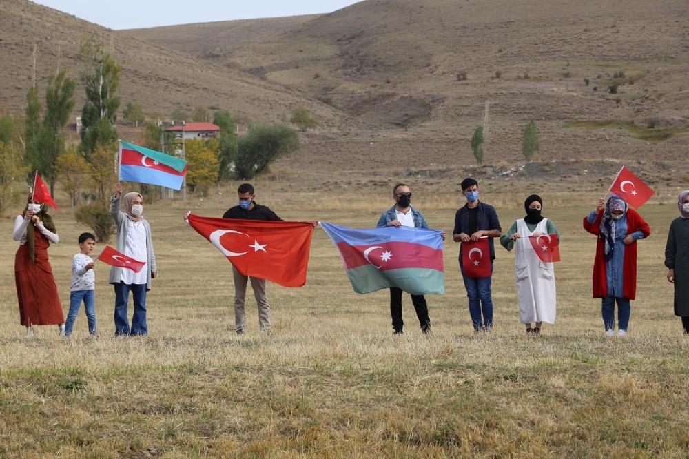 Uçurtma Şenliği'nde Azerbaycan'a destek