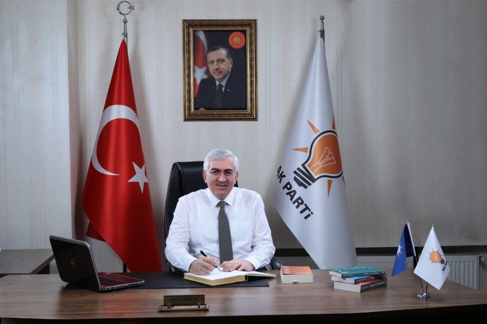 """AK Parti Erzurum İl Başkanı Öz: """"Saygıyla anıyoruz"""""""