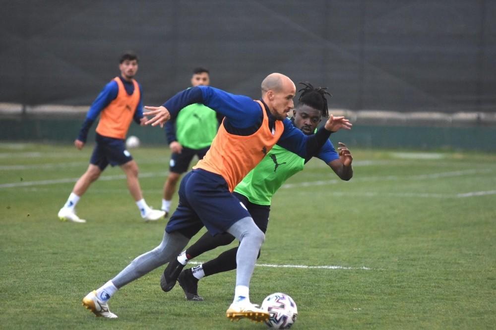 BB Erzurumspor'un kupa mesaisi