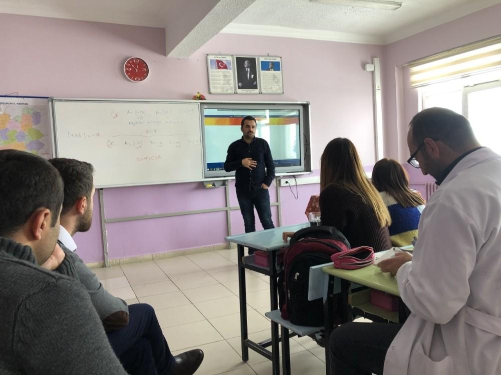 Erzurum Başçakmak Ortaokulundan büyük başarı