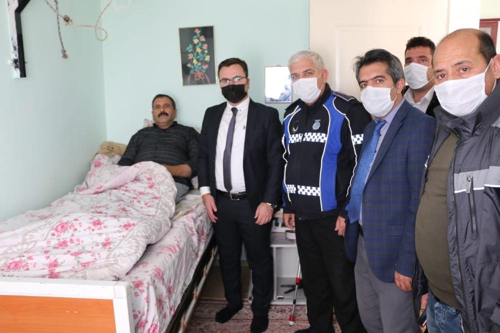 Erzurum'da Engelli ve Yaşlılara Yönelik Hizmet Projesi