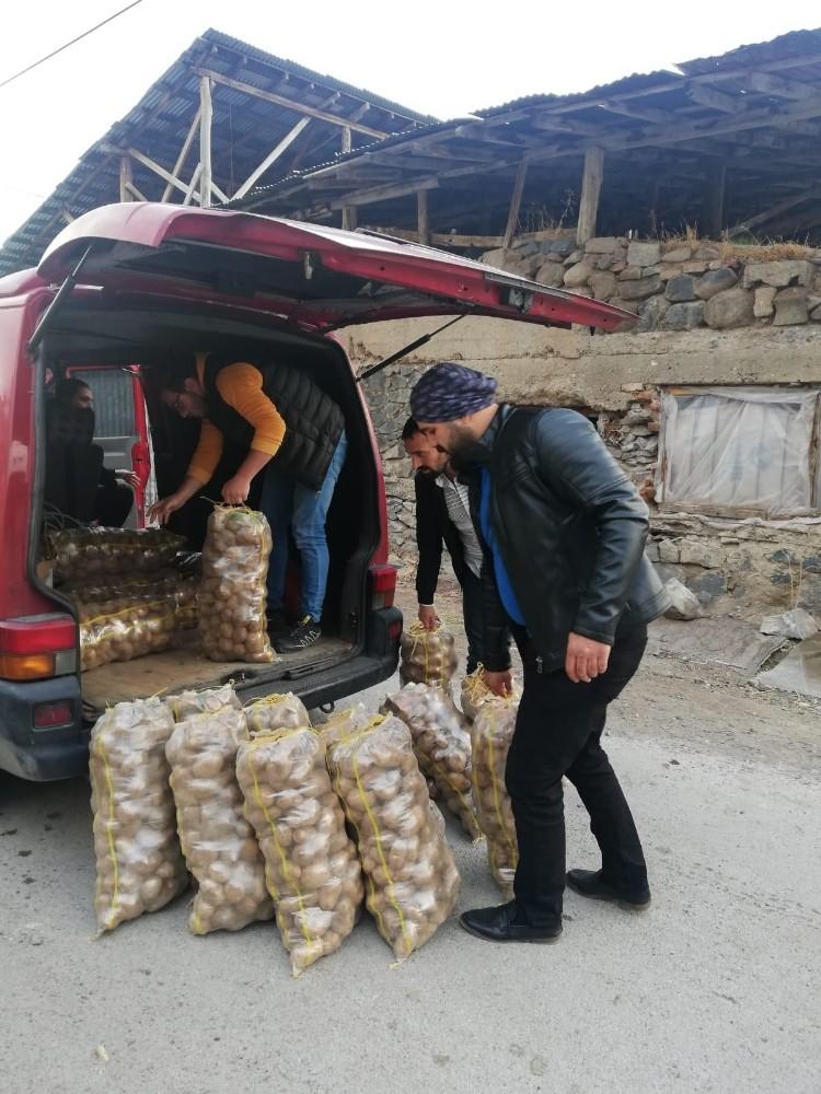 Erzurumspor taraftarından LÖSEV'e destek