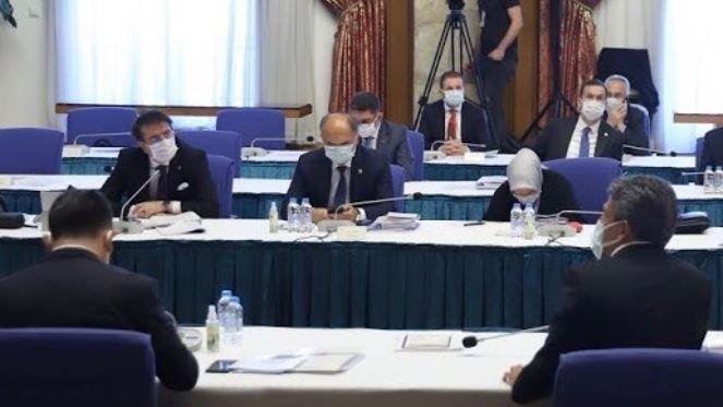 Milletvekili Aydemir Erzurum projelerini sundu