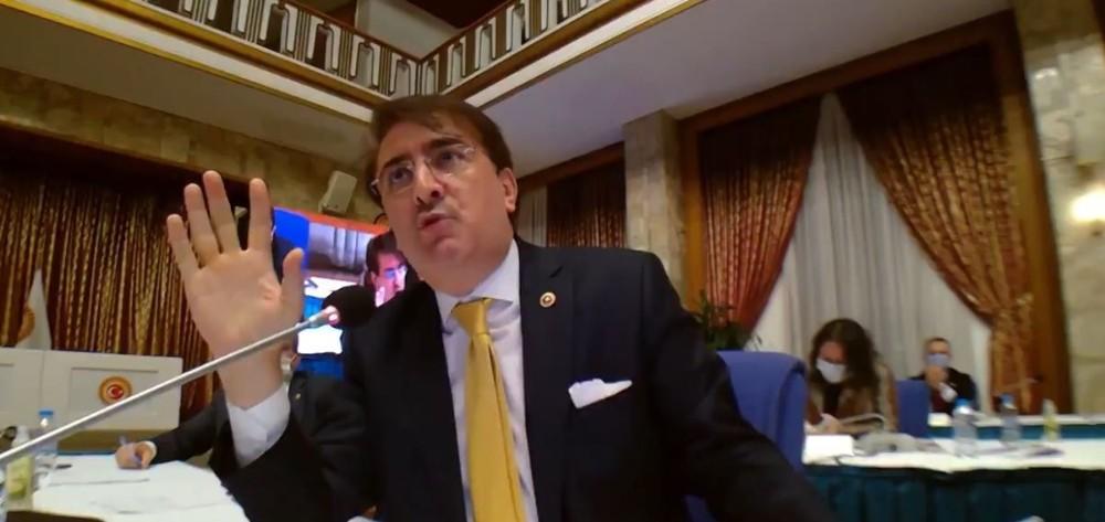 Milletvekili Aydemir'den Erzurum Adli Kampüs talebi