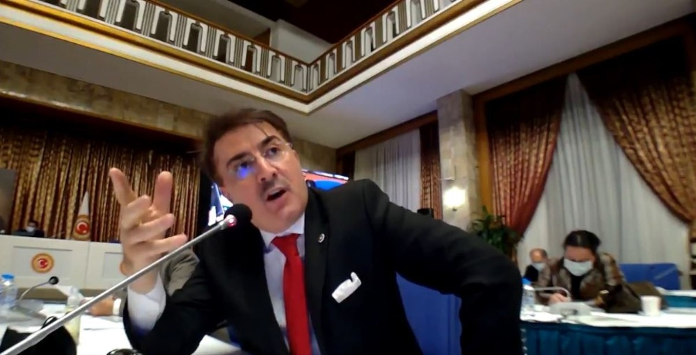 Milletvekili Aydemir'den Özgüneş'e sert tepki: