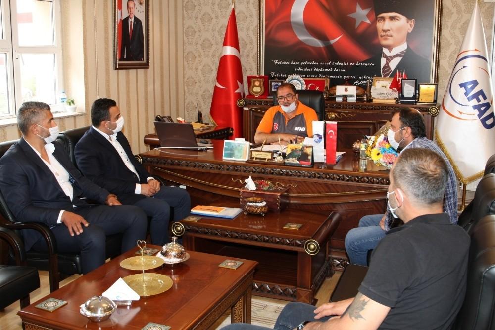Türkiye'nin Yeni Arama Kurtarma Derneği, TAMGA