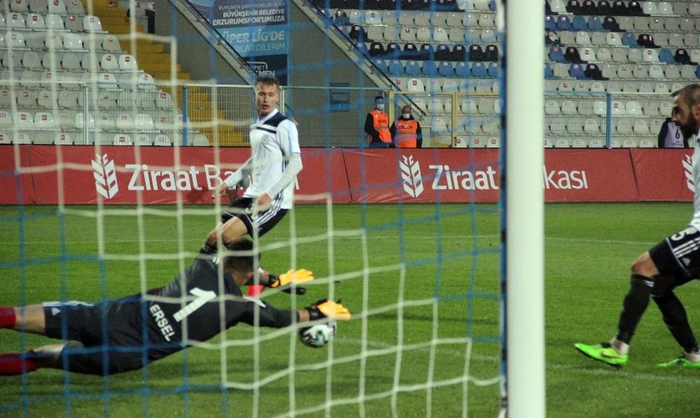 Ziraat Türkiye Kupası: BB Erzurumspor: 6 – Karbel Karaköprü Belediyespor: 2