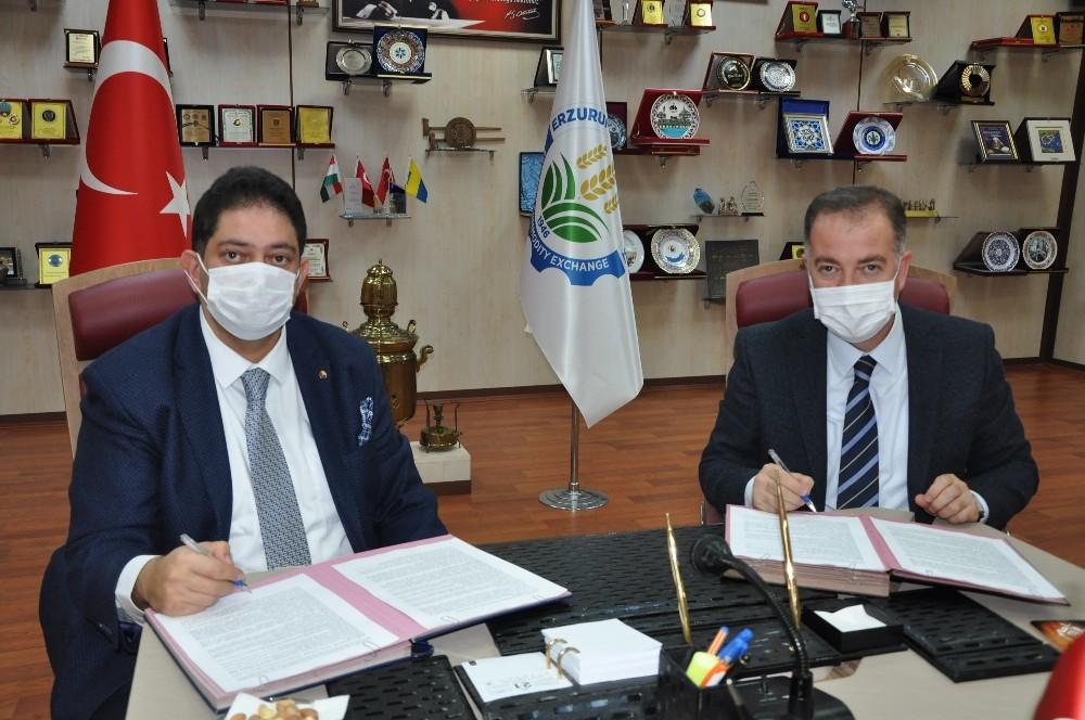 """""""Bankkart Tedarik Zinciri Finansman Projesi"""" protokolü ETB ile Ziraat Bankası arasında imzalandı"""