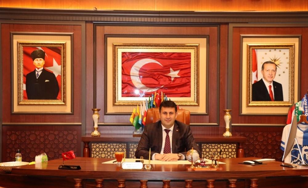 Başkan Yaşar'dan Dünya Engelliler Günü mesajı