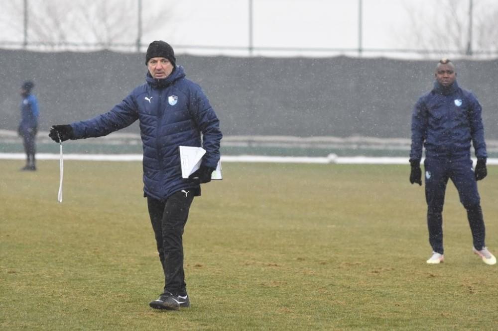 BB Erzurumspor, Denizlispor maçı hazırlıklarını tamamladı