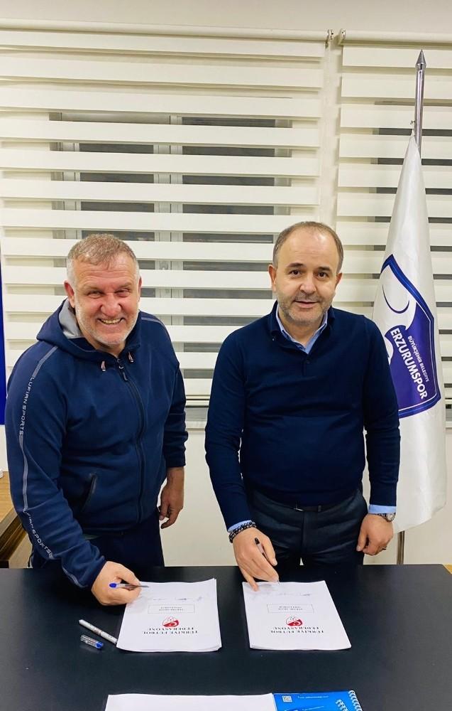BB Erzurumspor'da Mesut Bakkal dönemi