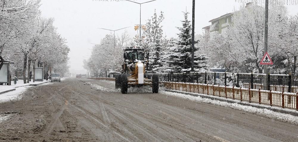 Doğuda kar uyarısı