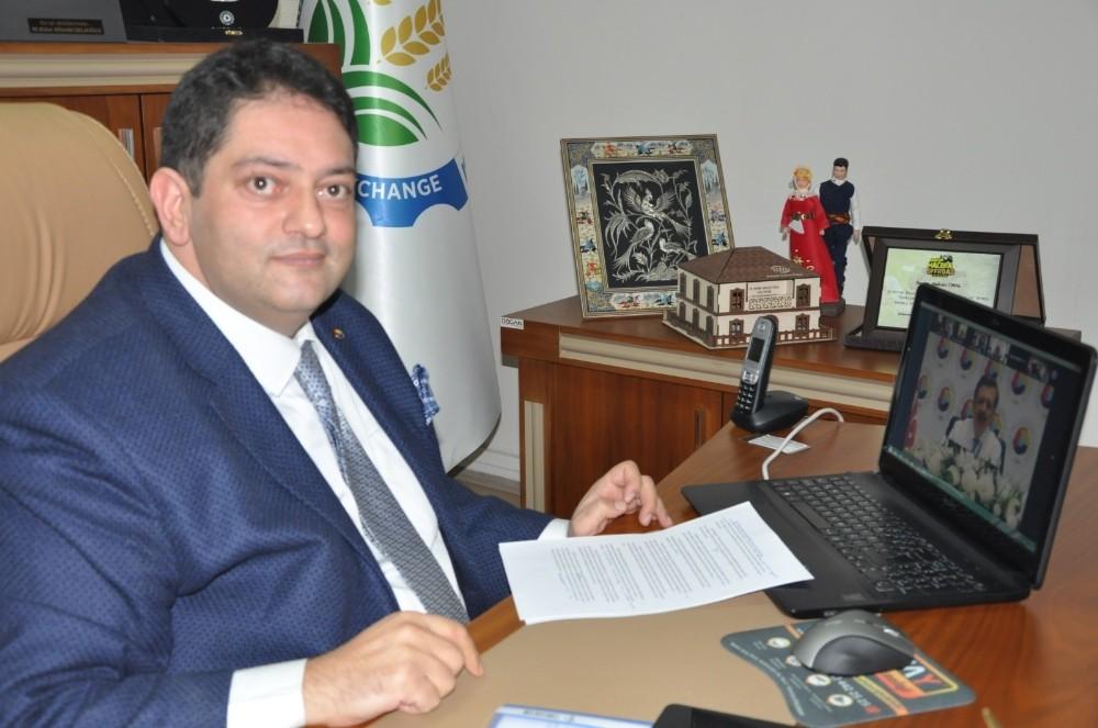 """""""Erzurum İş Dünyası Müşterek İstişare Toplantısı"""" gerçekleştirildi"""