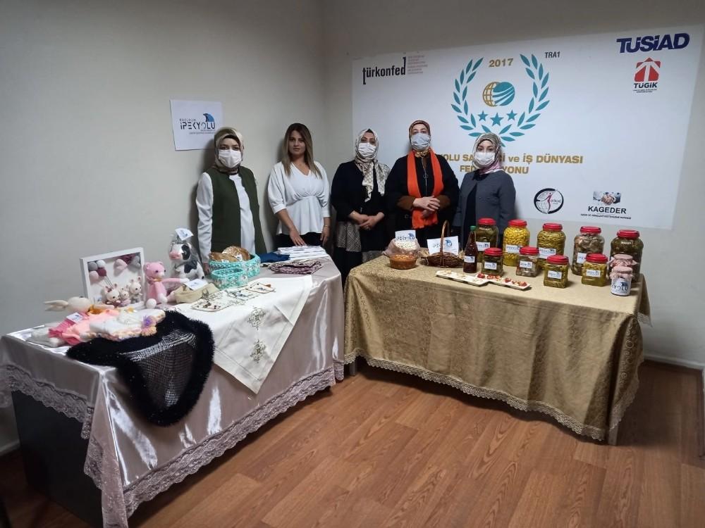 Erzurumlu kadınlar kolektif çalışacak