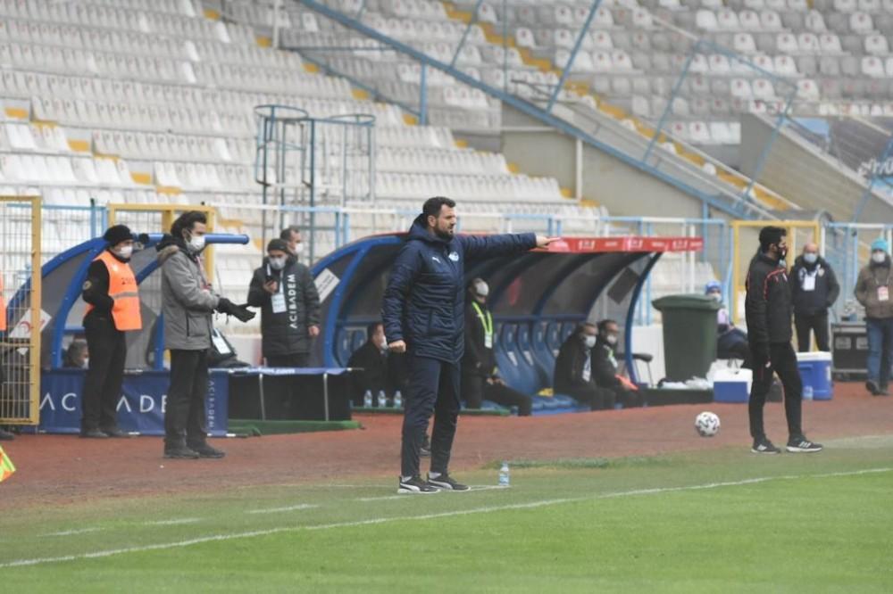 """Hüseyin Çimşir: """"Beşiktaş karşısında puan yada puanlar kazanmak istiyoruz"""""""