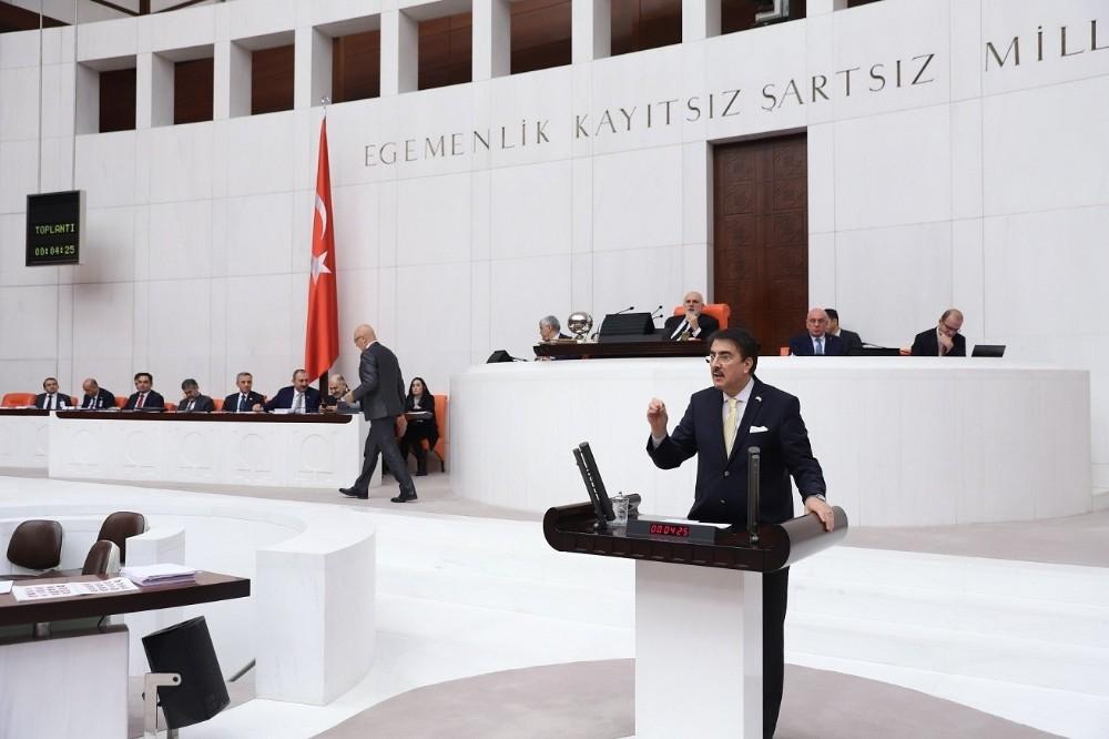 Milletvekili Aydemir: 'Akif, Milli tefekkür abidesi'