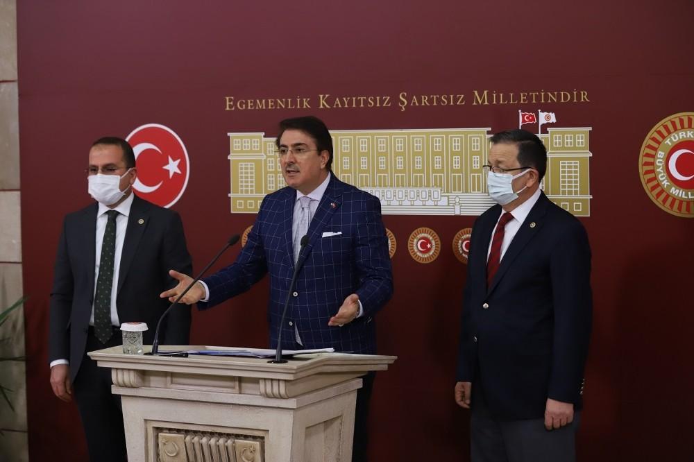 Milletvekili Aydemir: 'Reddediyoruz! '