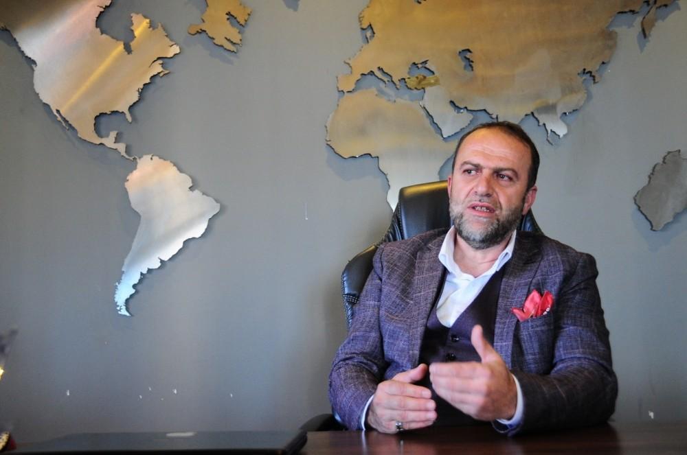 TÜMSİAD Erzurum Şube Başkanı Gözütok, Milli Şair'i unutmadı