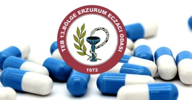 13. Bölge Eczacı Odası'ndan vitamin açıklaması