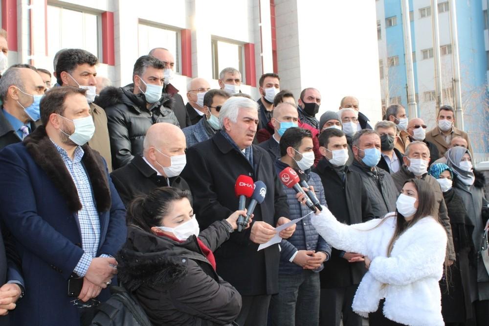 AK Parti Erzurum Teşkilatı'ndan Fikri Sağlar, Can Ataklı ve İlker Başbuğ hakkında suç duyurusu