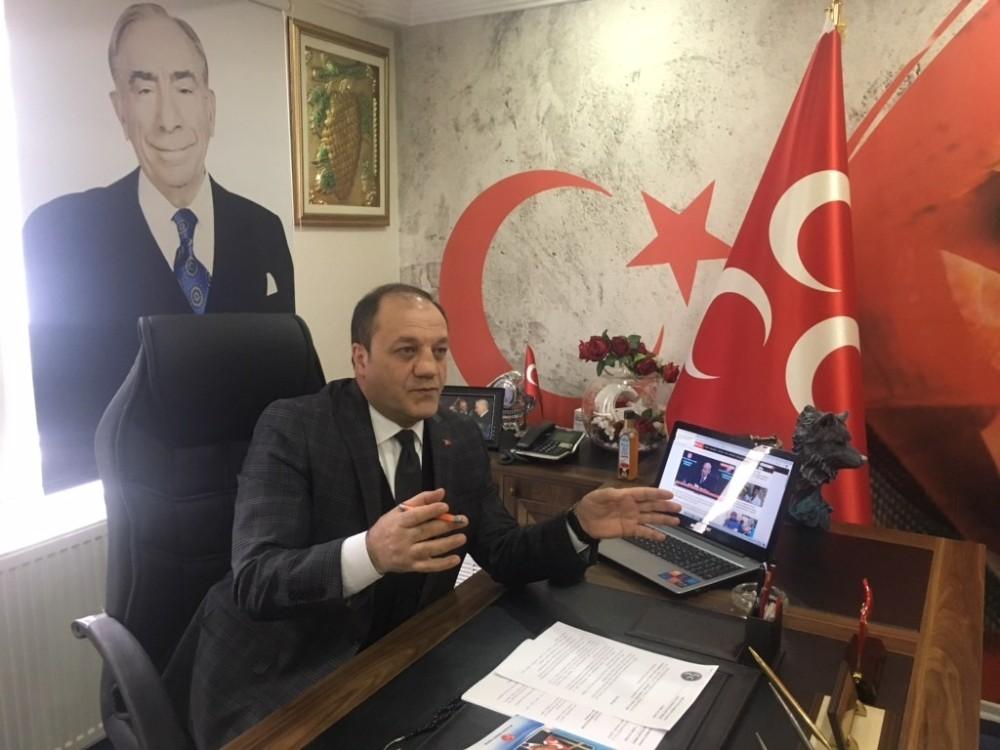 Başkan Naim Karataş'tan Gazeteciler Günü mesajı