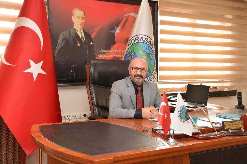 Başkan Sağlam'dan 10 Ocak Çalışan Gazeteciler Günü mesajı