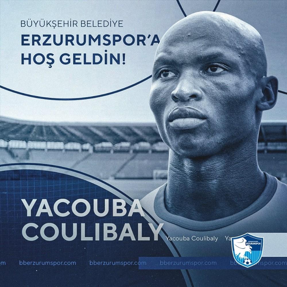BB Erzurumspor, Yacouba Coulibaly'yi transfer etti
