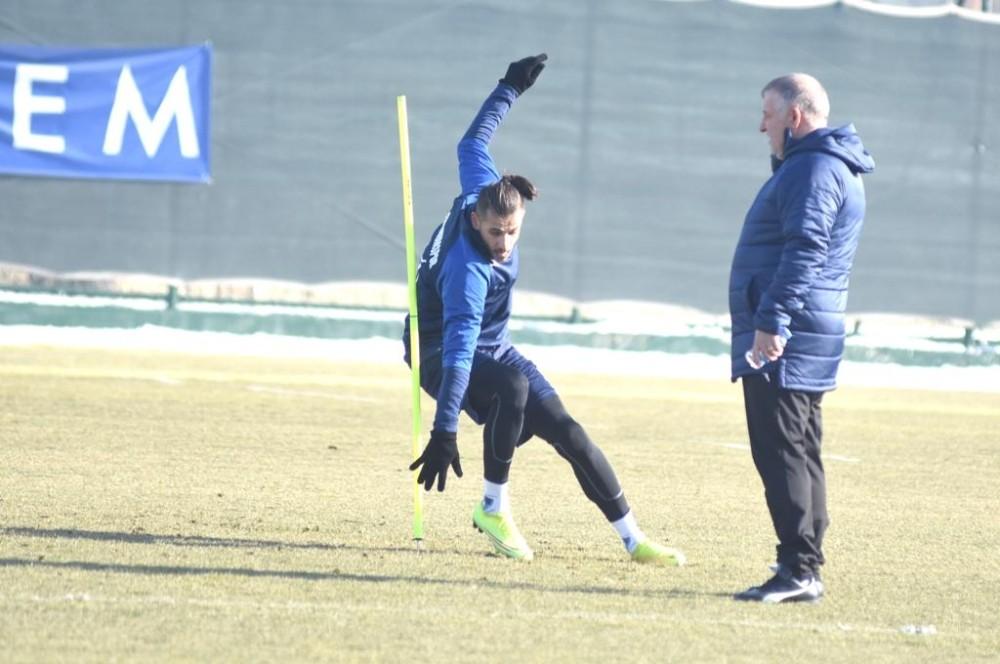 BB Erzurumspor'da Medipol Başakşehir maçı hazırlıkları